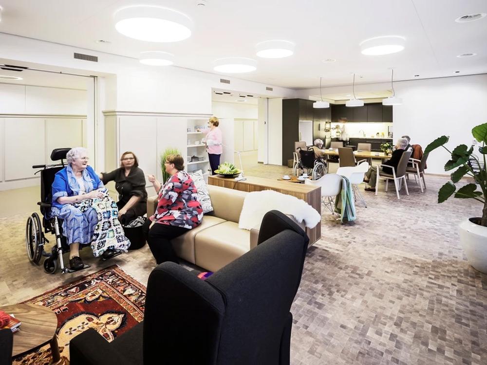 Ecophon dom za starejše