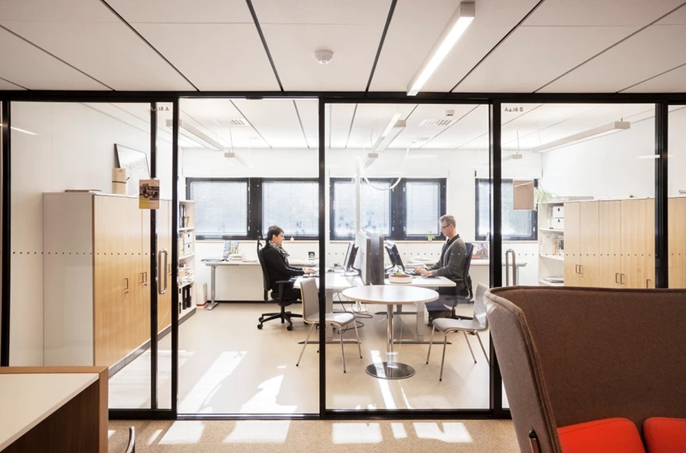 Ecophon modularni strop