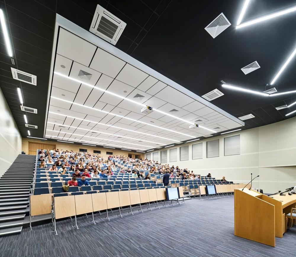 Ecohon University of Lodz, ecophon.com
