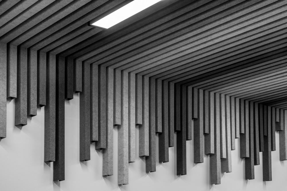 Tekstilni strop Hunter Douglas
